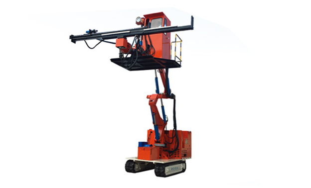 CMM1-30液压锚杆钻车