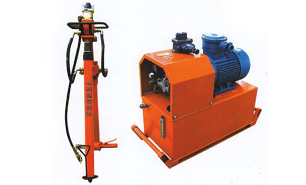 MYT-125/460 液压锚杆钻机