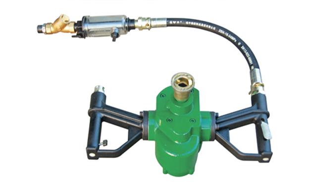 ZQS-50/1.6S气动手持式钻机
